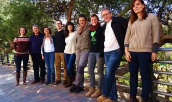 Encarna Signes, Pep Val, Isabel Martín, Joaquín Tárraga, Beatriz Jiménez, Enric Gil, Zaira Martínez, Toni Torreño i Blanca Sandoval.